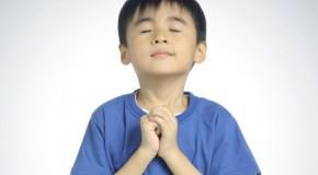 Elie en prière